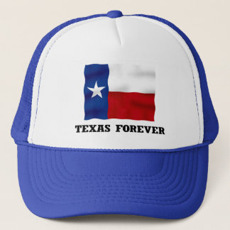 Du TEXAS casquette bleu de camionneur POUR