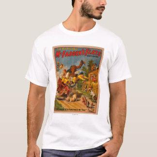Du vieux les appartements McFadden fiable tout T-shirt