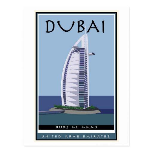 Dubaï Carte Postale