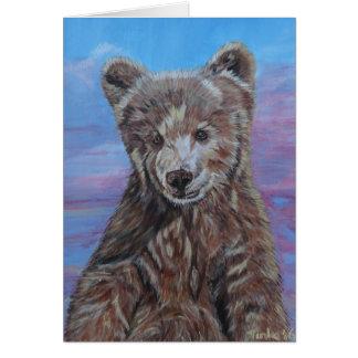 Dubbele la carte ours