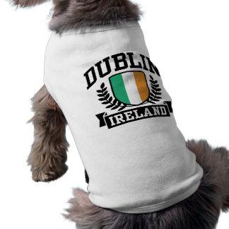 Dublin T-shirt Pour Chien