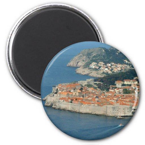 Dubrovnik Magnets Pour Réfrigérateur