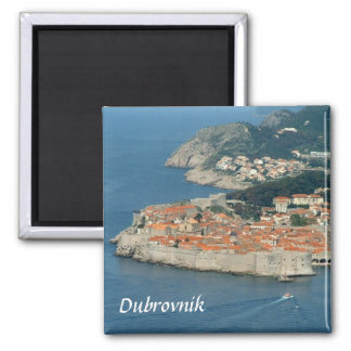 Dubrovnik Magnet Carré
