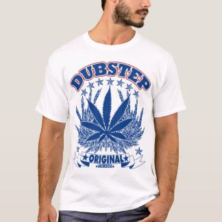 Dubstep - T-shirt original