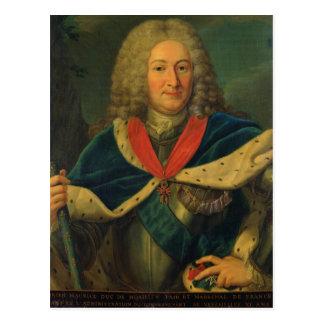 Duc Adrien-Maurice de Noailles Carte Postale