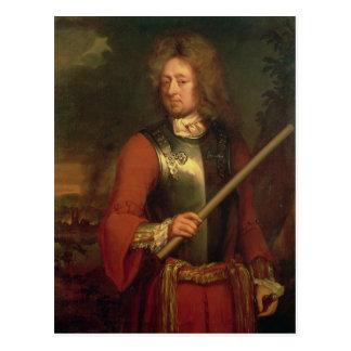 Duc de John Churchill de Marlborough, après 1847 Carte Postale