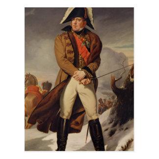 Duc de Michel Ney de maréchal d'Elchingen Carte Postale