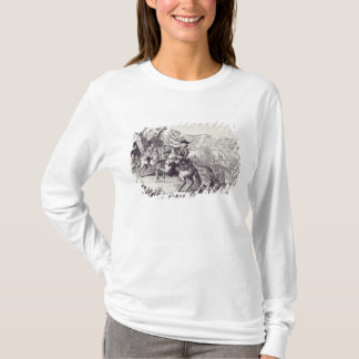 Duc de William de Cumberland et le rebelle T-shirt