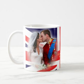 Mug Duc et duchesse de Cambridge