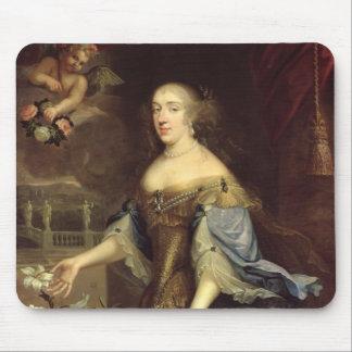 Duchesse de d'Orleans d'Annemarie de Montpensier Tapis De Souris