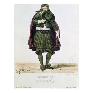 Ducroisy dans le rôle principal de Tartuffe Cartes Postales