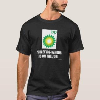 Dudley de BP (couleurs foncées) T-shirt