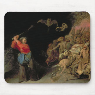 Dulle Griet pillant l'enfer Tapis De Souris