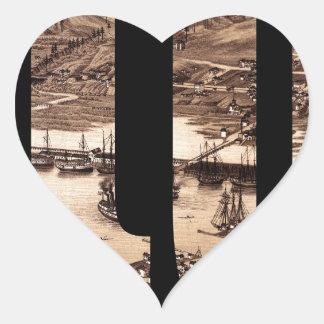 duluth1883 sticker cœur
