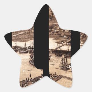 duluth1883 sticker étoile