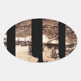 duluth1883 sticker ovale