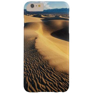 Dunes de sable dans Death Valley, CA Coque iPhone 6 Plus Barely There
