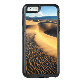 Dunes de sable dans Death Valley, CA Coque OtterBox iPhone 6/6s