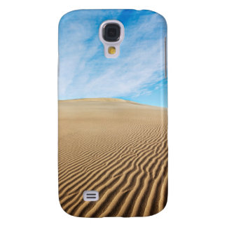 Dunes de sable d'appartements de mesquite coque galaxy s4