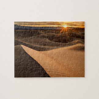 Dunes de sable d'or, Death Valley, CA Puzzles
