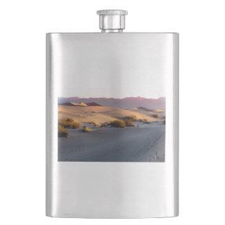 Dunes de sable plates de mesquite Death Valley Gourde