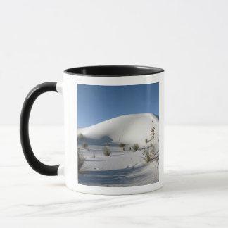 Dunes et yucca transversaux de Soaptree Mug