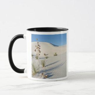 Dunes transversales, yucca, ombres mug