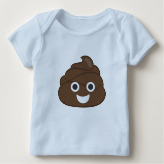 Dunette folle Emoji T-shirt Pour Bébé