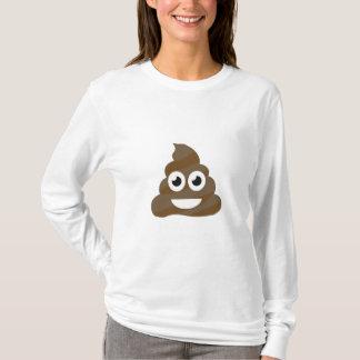 Dunette mignonne drôle Emoji T-shirt