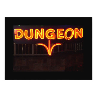DUNGEON CUSTOM INVITES