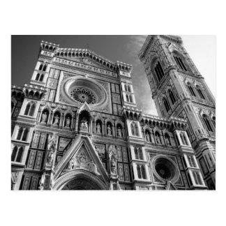Duomo à Florence, Italie Carte Postale