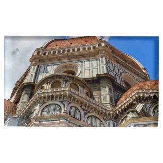 Duomo, à Florence, la Toscane, Italie Porte-cartes De Placement