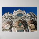 Duomo de Sienne Poster