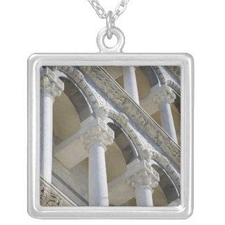 Duomo, Pise, Italie Pendentif Carré