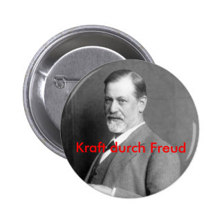 Durch Freud de Papier d'emballage Badge