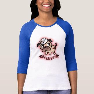 Duvet Monty le tee - shirt de chien de marin T-shirt