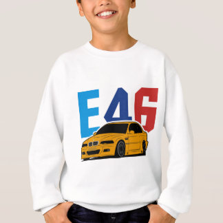E46 bavarois sweatshirt