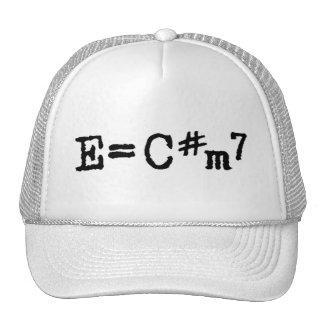E=C#m7 Casquette Trucker