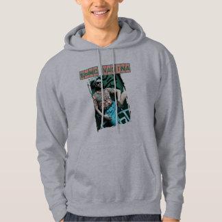 e=mcvagina veste à capuche