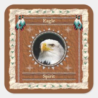 Eagle - autocollants d'esprit - 20 par feuille