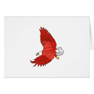 Eagle Carte De Vœux