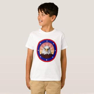 Eagle chauve américain t-shirt