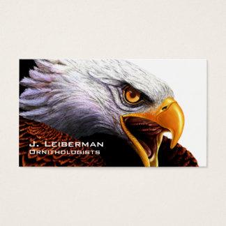 Eagle chauve cartes de visite
