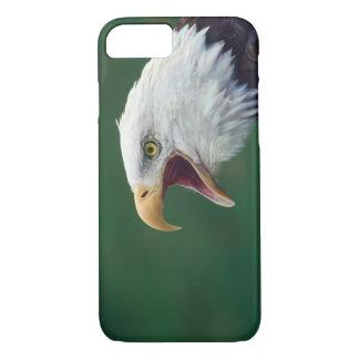 Eagle chauve (leucocephalus de Haliaeetus) Coque iPhone 8/7