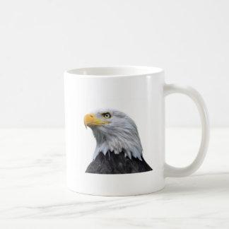 Eagle chauve mug