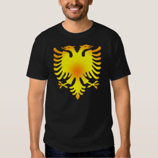 Eagle d'or albanais t-shirts