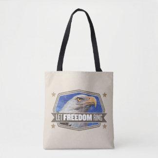 Eagle-Laissez l'anneau de liberté Sac