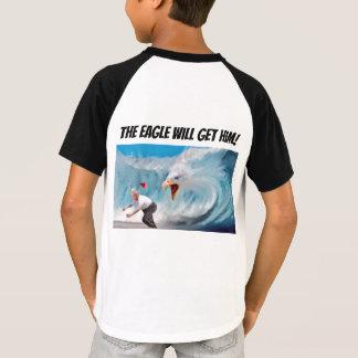 Eagle l'obtiendra ! T-shirt de garçons