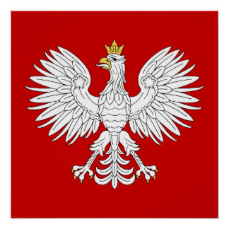 Eagle polonais posters