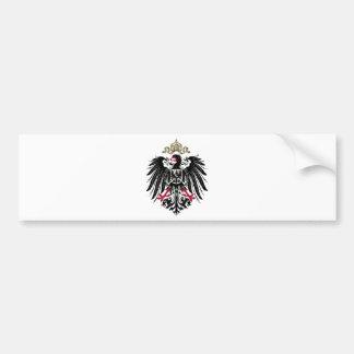 Eagle prussien autocollant pour voiture